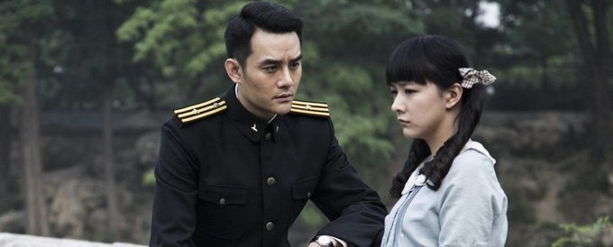 """因出演《北平无战事》里的方孟韦,王凯被称作""""鲜肉界""""的元老级人物。"""