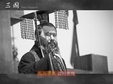 """蒋勤勤:""""陈建斌就是我心中的曹操"""""""