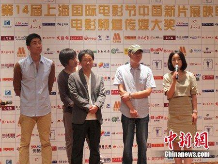 《钢的琴》上海电影节展映 观众评价参差不齐