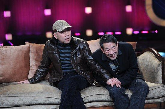 《超级访问》揭娱乐圈父子兵 杨少华曝春晚内幕