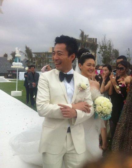揭秘大S婚礼5大植入广告 场景疑似《非2》再现