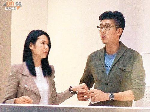 庄思明陈司翰复合被撞破 称结婚后再回应恋闻