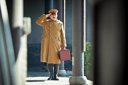 《少帅》北京东方热播 矢野浩二塑造全新形象