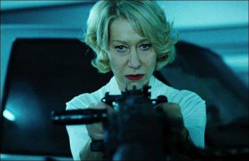 海伦·米伦在新片《红》中化身熟女特工(图)