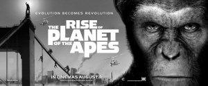 《猿族崛起》首周票房登顶 特效媲美《阿凡达》