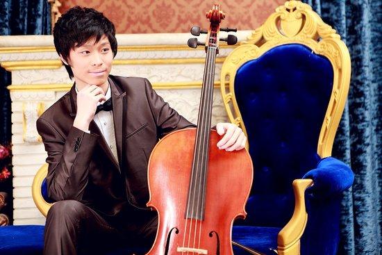 曹臣考入美国柯蒂斯音乐学院 走入世界殿堂