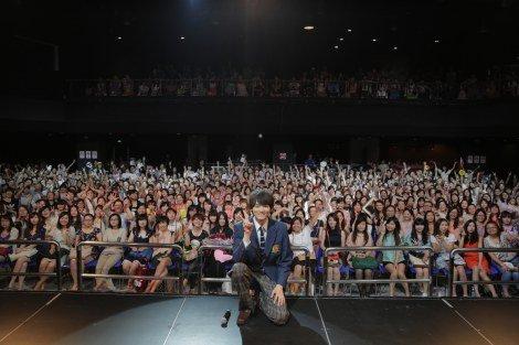 古川雄辉成首位在中国办粉丝见面会日本演员