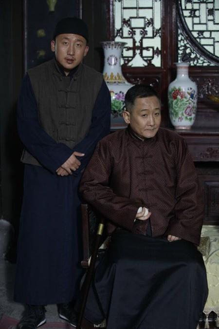 《铁血海棠》热拍 梁天李思博师徒再合作图片