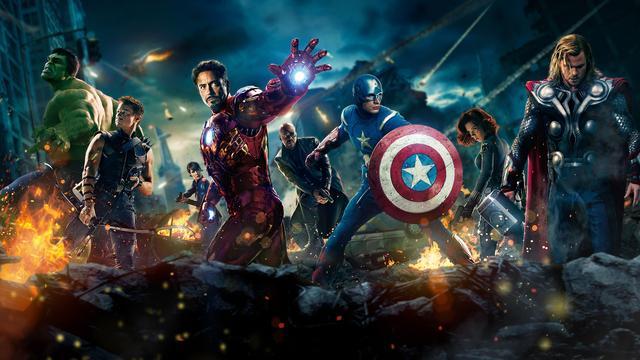 2012年《复仇者联盟》横扫全球,最终跻身影史最卖座电影top3
