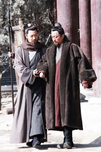 """新水浒吴用为""""爱""""自杀 李宗翰称""""演得过瘾"""""""