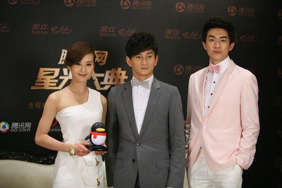 吴奇隆获荣誉谢网友 林更新下一站志在男主角