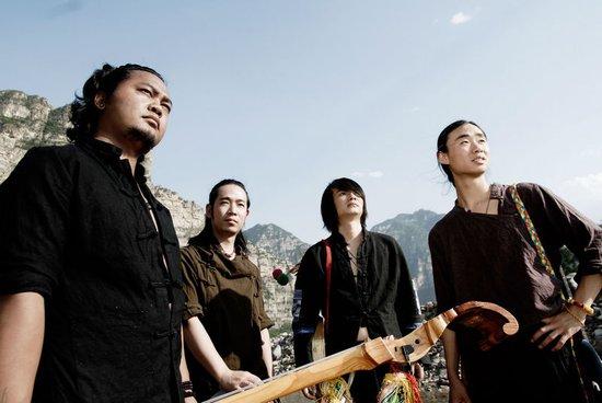 山人乐队开启北美巡演 中国乐势力迈向国际舞台
