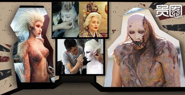 贵圈242期:我们影视剧的特效化妆终于能看了!