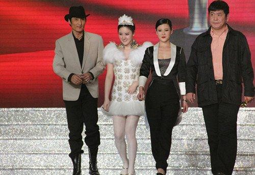 新《水浒》国剧盛典包揽五项大奖 31日跨年播出