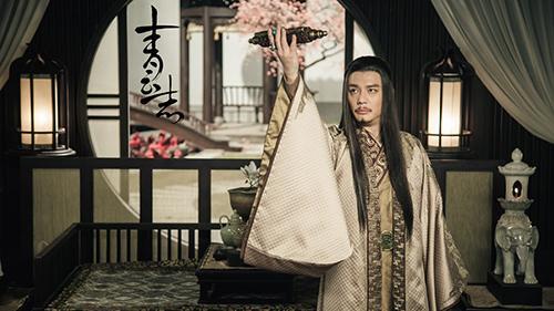 """《青云志》傅程鹏放飞自我 变身""""行走表情包"""""""