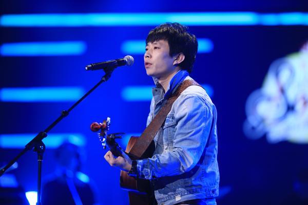 中国好歌曲,赵雷好民谣