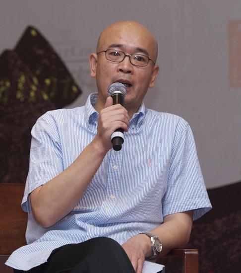 上影节产业论坛第四场 发现蓝海:新媒体新疆域