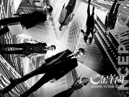 《盗梦空间》北美六亿美元票房 横扫全球票房榜