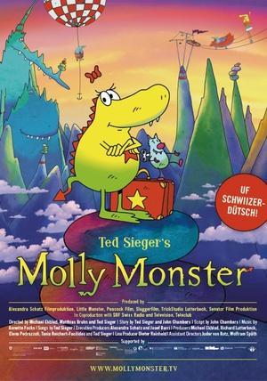 《小怪物莫莉》获得上海电影节最佳动画片奖