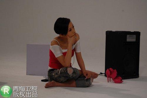 """""""花儿""""蔡婷玉钟情坏坏男 幻想与吴彦祖传绯闻"""