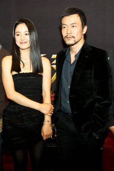 廖凡周韵揭秘《让子弹飞》:爱情是最美子弹