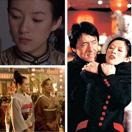 章子怡借《卧虎藏龙》、《尖峰时刻》和《艺妓回忆录》写下国际篇章