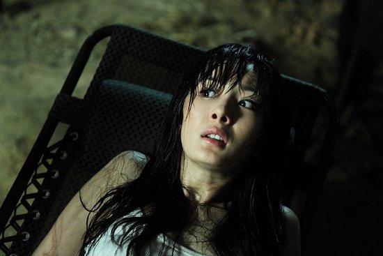 中国式恐怖片困局--片中无鬼,吓人1?微信无聊带字表情图片图片