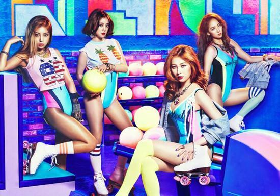 Wonder Girls腾讯演唱会将开唱 有啥想跟欧尼说