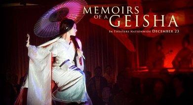 章子怡主演的《艺伎回忆录》的票房表现很好
