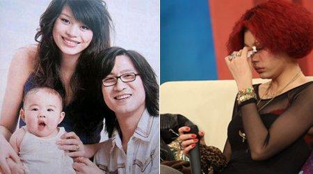 曾为汪峰生下一名女儿的葛荟婕近日在节目中哭诉旧爱