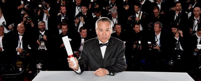 侯孝贤凭借《刺客聂隐娘》获得戛纳电影节最佳导演奖。
