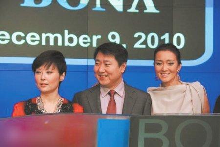 博纳影业美国上市明星股东隐身 成龙范冰冰没份