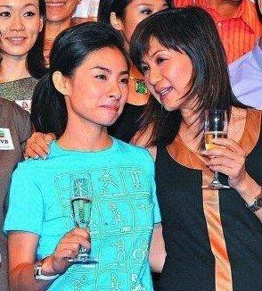 刘璇签约TVB要求多 暗讽陈法拉新剧戏份少