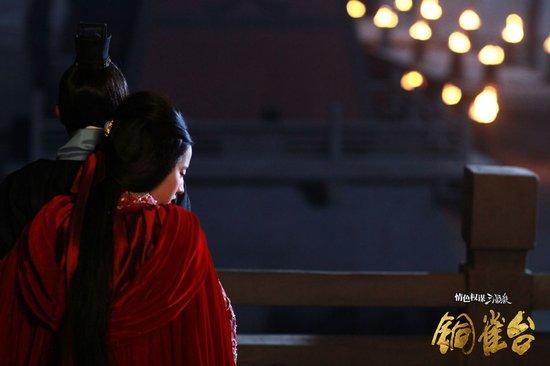 刘亦菲玉木宏相伴 《铜雀台》上演柏拉图之爱