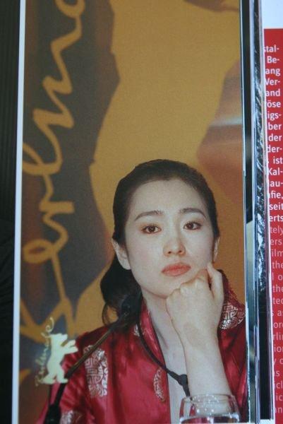 柏林60年画册出炉 巩俐章子怡代表中国美(图)