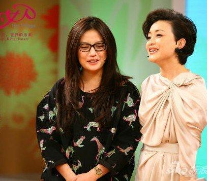 赵薇跃登票房最高女导演 否认与陈坤失和