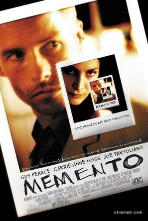 《记忆碎片》:记忆是个谋杀犯