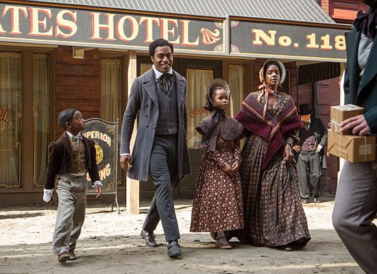 美国演员工会奖提名公布 《为奴十二年》领跑