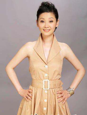第25届中国电视金鹰节女演员候选人徐帆