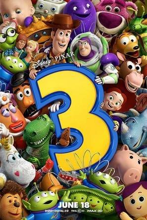 香港票房:《玩具总动员3》创今夏最高票房纪录