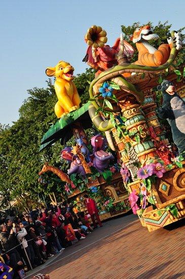 和麻吉一起体验VIP之旅 尽在香港迪士尼乐园