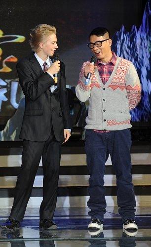《寻龙夺宝》首映式今晚播出 陈小春曝拍摄遇险