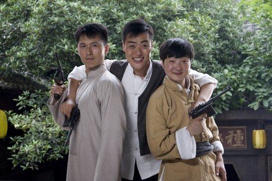 《川西剿匪记》拍摄正酣 张桐三兄弟情意重