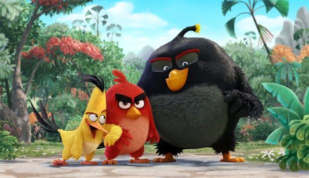 《愤怒的小鸟》电影造型首曝光 时光网10月1日报道 在过去的48小时里