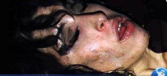 怀恩豪斯生前最后一张照片曝光 脸消瘦表情恐怖