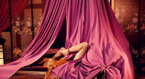 院线电影《白狐》 陈哈妮哈妮与郭明翔的重口味床戏
