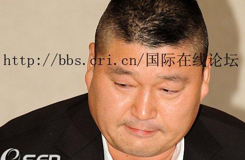 韩名嘴姜虎东涉嫌偷税漏税 宣布暂时退出娱乐圈