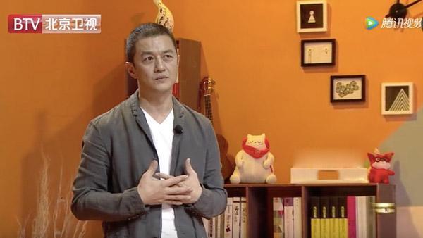 李亚鹏3段故事激励李嫣 唐国强演三国片酬250