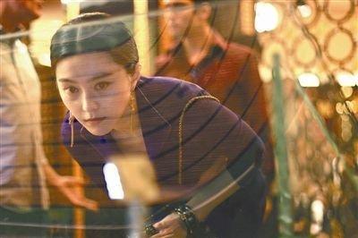 范冰冰首部外语片《策马》上映 拍前曾恶补英语