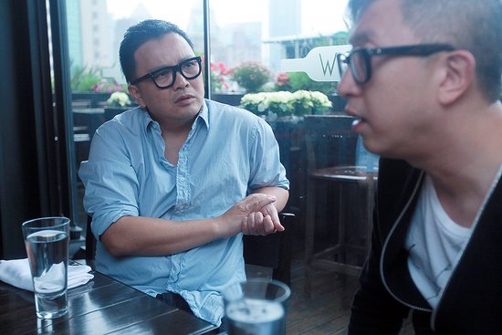 麦兆辉&庄文强:头破血流拼到电影圈